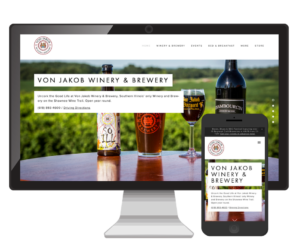 Von Jakob Website Design Vinnie Mac Digital Marketing Glen Carbon IL