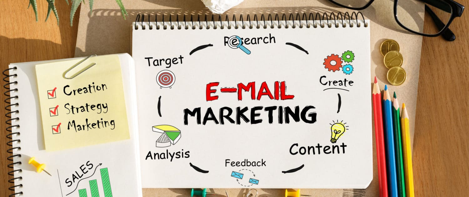 Email Marketing - build your email list